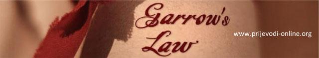 Garrow's Law