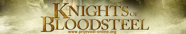 Knight of Bloodsteel