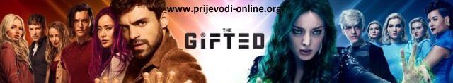 Marvels The Gifted