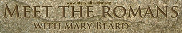 Meet the Romans with Mary Beard