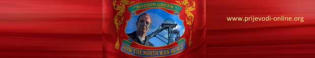 Robson Green: How the North Was Build
