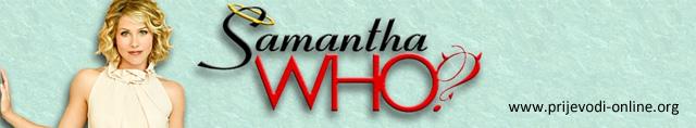 Samantha Who