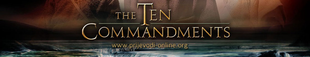 The Ten Commandment